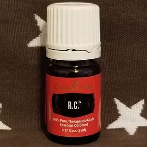 Young Living Essential Oil R.C. 5ml NEW